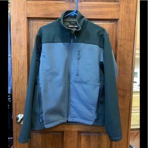 Full zip coat